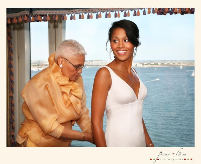 Boston Harbor Hotel Wedding Featured On Beantown Bride