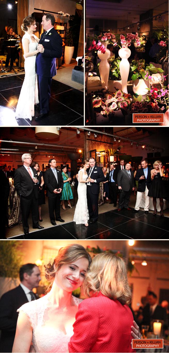 A Winter Wedding At Winston Flowers Amp Garden Center