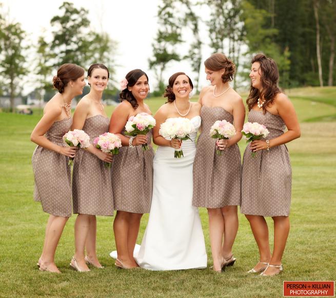 Brides Bridesmaids Blooms
