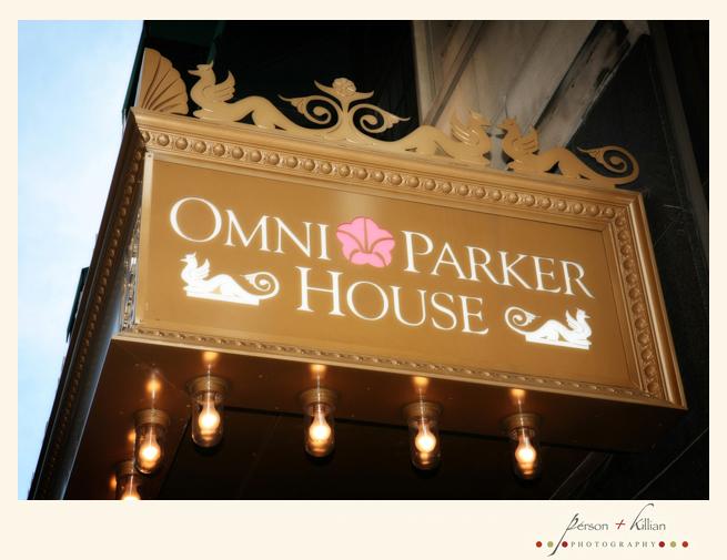 Image result for omni parker house logo