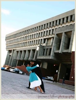 boston city hall weddings person killian photography